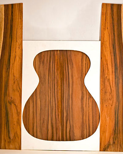 Brazilian Rosewood Set 2