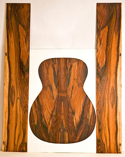 Brazilian Rosewood Set 3