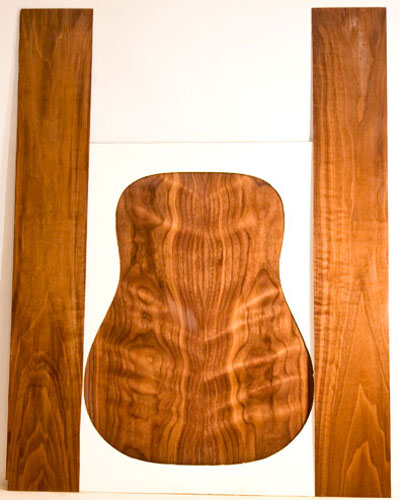 Claro Walnut Set 1