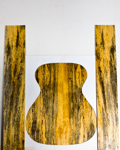 Pashaco Amarillo Set 1