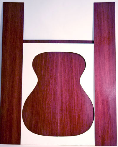 Purpleheart Set