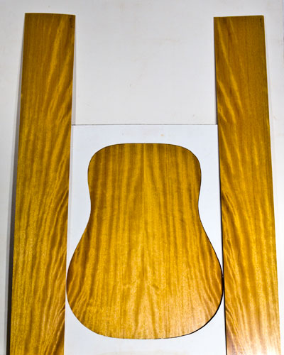Yellowheart Set 1