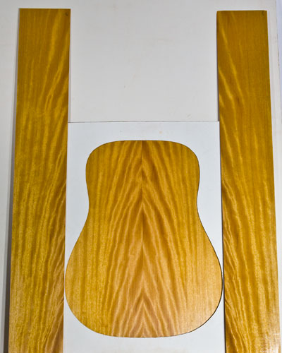 Yellowheart Set 2