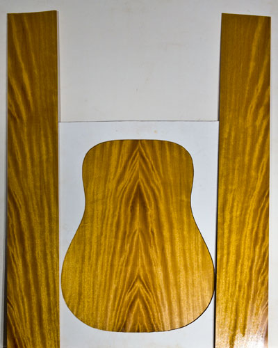 Yellowheart Set 3