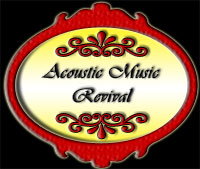 Acoustic Music Revival Sign