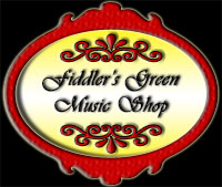Fiddler's Green Sign
