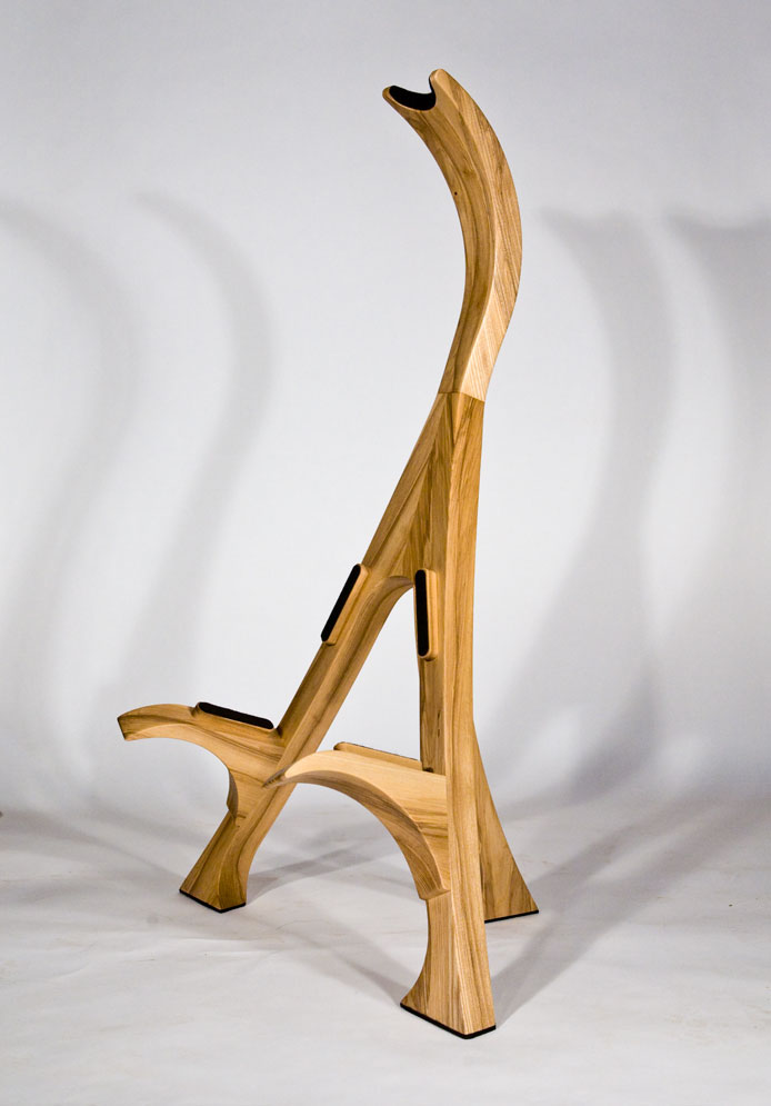 Lone Wolf Guitars Handcrafted Guitar Stands