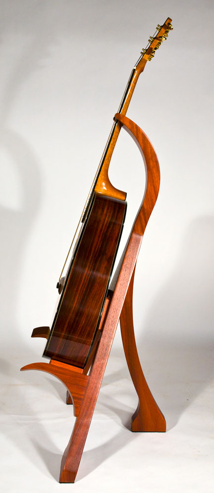 lone wolf guitars handcrafted guitar stands. Black Bedroom Furniture Sets. Home Design Ideas